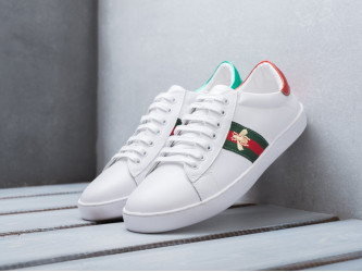 Кроссовки Gucci Ace Embroidered